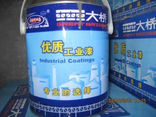 大桥白色氯化橡胶面漆工业油漆