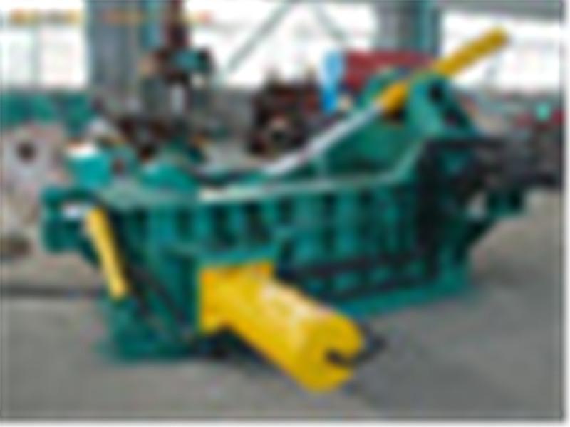 采购Y81-100T型液压废金属打包机
