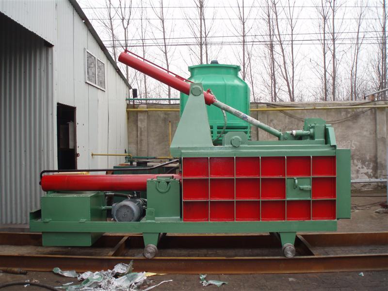 Y81-160T液压打包机 废料打包机