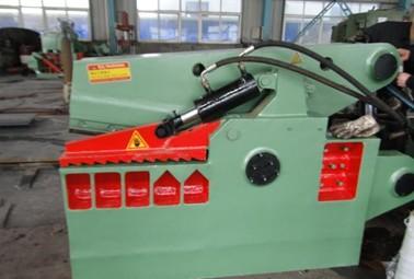 废金属回收废钢切断机 液压废金属剪切机