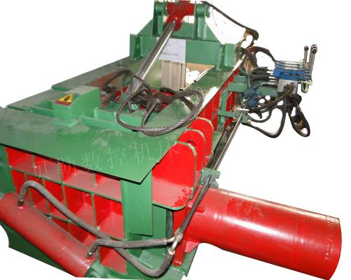 大型液压打包机 专业废金属压块机压料机