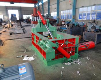 液压废金属打包机 专用废钢废铁压料机