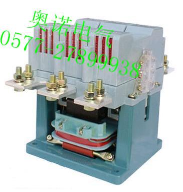 cj40-400a接触器工作原理