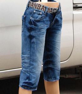 东莞厂家时尚牛仔短裤低价直销批发