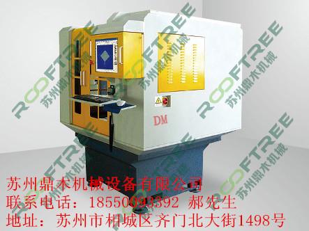 苏州雕刻机DM-120100模具雕铣机厂家供应