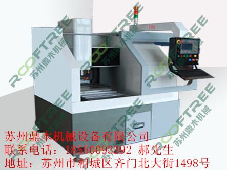 苏州雕刻机DM-6060模具雕铣机厂家供应