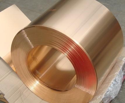 江门紫铜带,TU1无氧铜带,提供材质证明