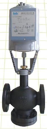 KEC(KET)13000电动两通切断温控阀