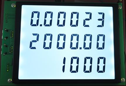 加油机、加气机LCD液晶屏