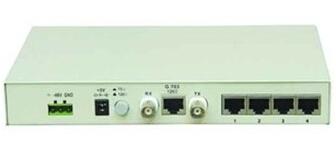 E1转4口RS232232转E1232协议转换器串口协议转换器