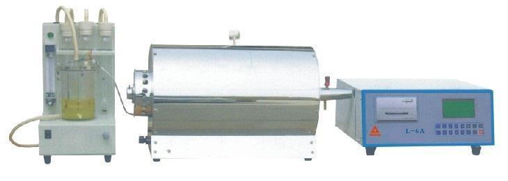 L-6A 汉显智能定硫仪
