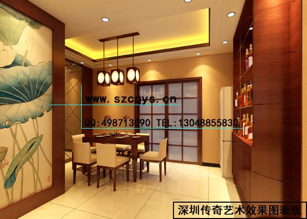 深圳效果图设计