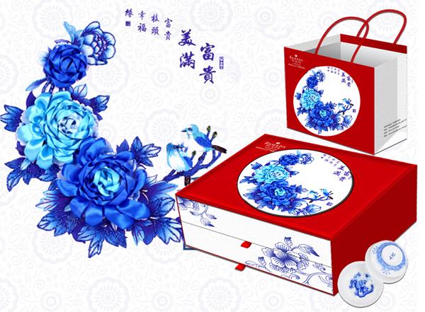 蝶恋花丝带艺术高端定制礼盒上线啦