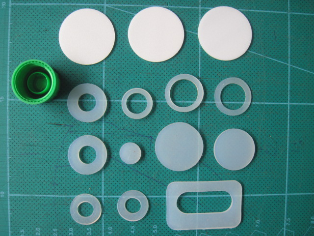 硅胶胶垫透明硅胶软垫片