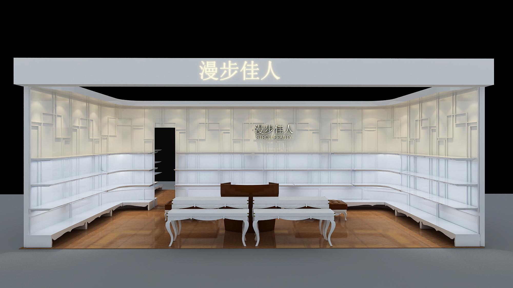 北京展柜制作设计加工厂