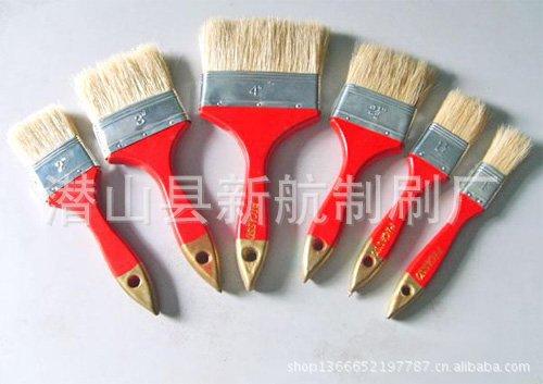 低價銷售掃灰羊毛刷木工油漆刷刷墻滾筒刷
