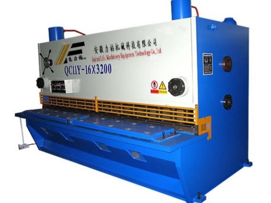 闸式剪板机,安徽QC11Y闸型剪板机