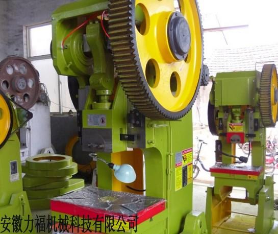80吨机械冲床,J23-80T开式冲床价格
