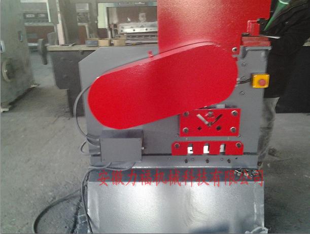 安徽QA32-10型减速剪切机