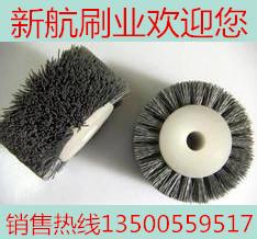 厂家供应尼龙丝毛刷圆盘猪鬃毛刷