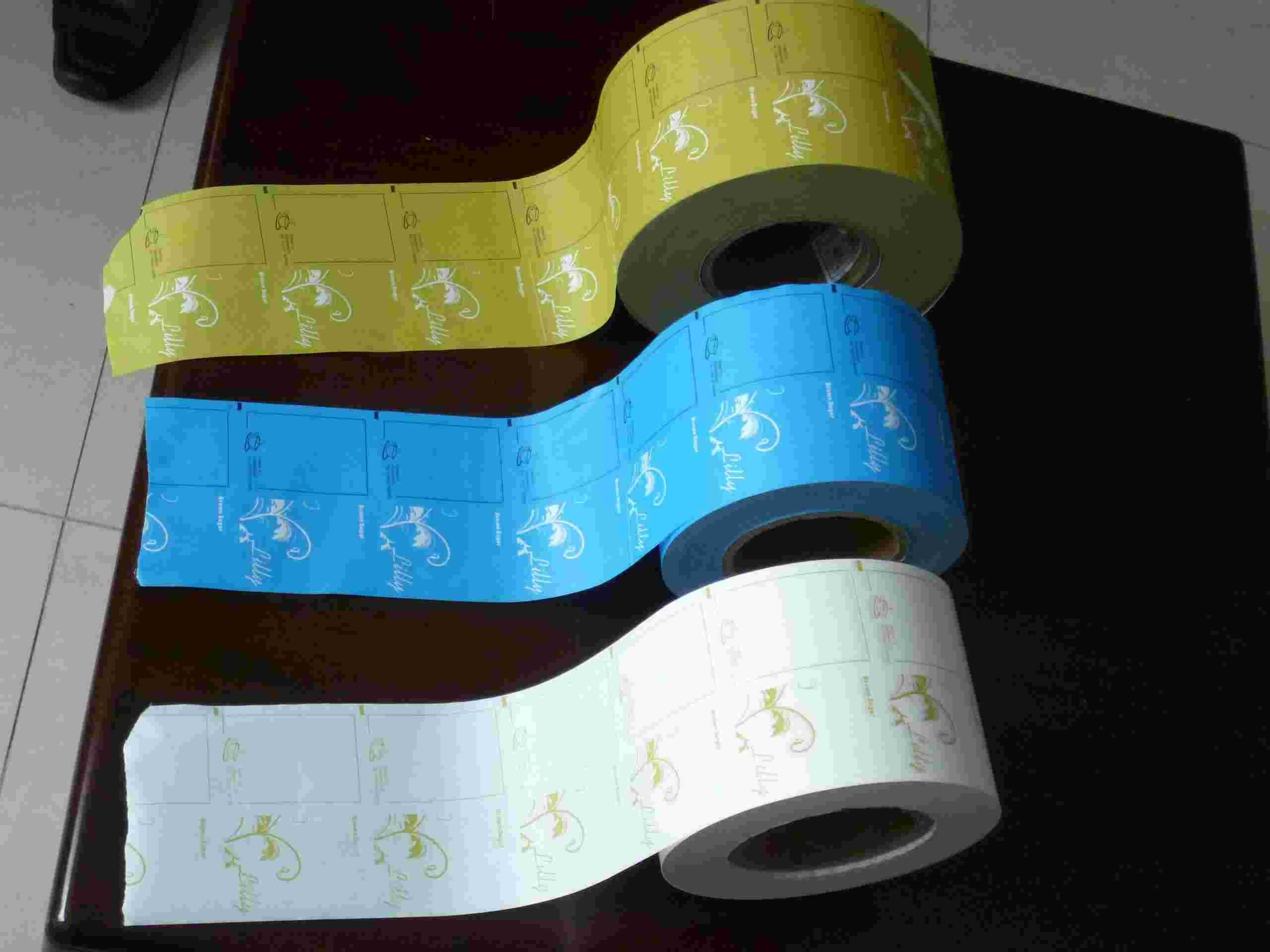 食品级咖啡糖包装纸卷料