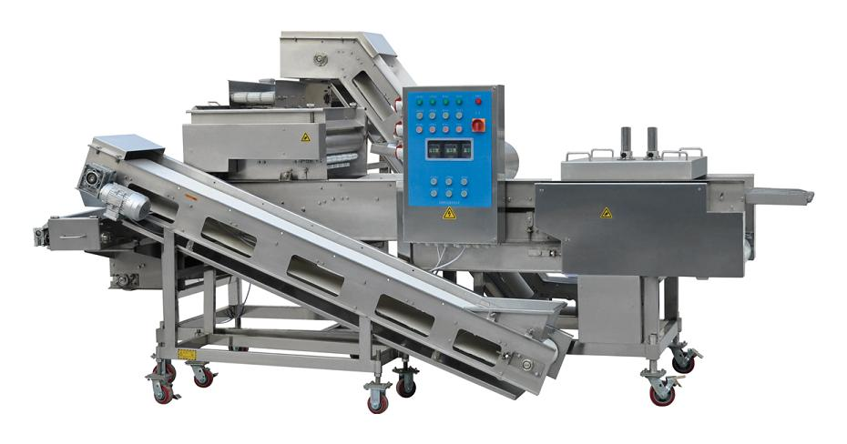SXXK600-V上鲜面包屑机,上鲜屑机