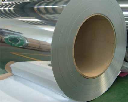 河津304冷轧不锈钢带分条加工厂家