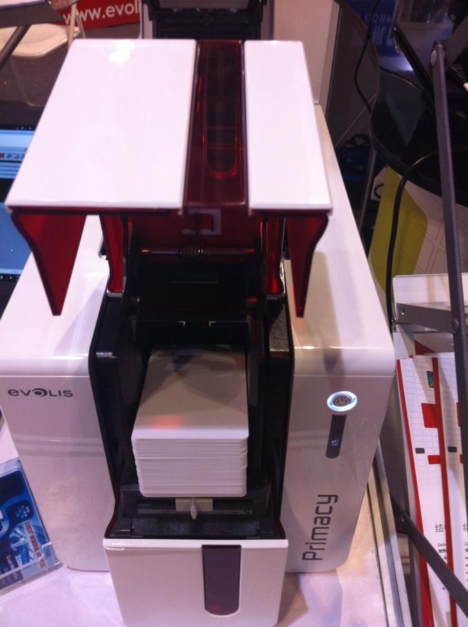 上海证卡打印机Primacy证卡打印机