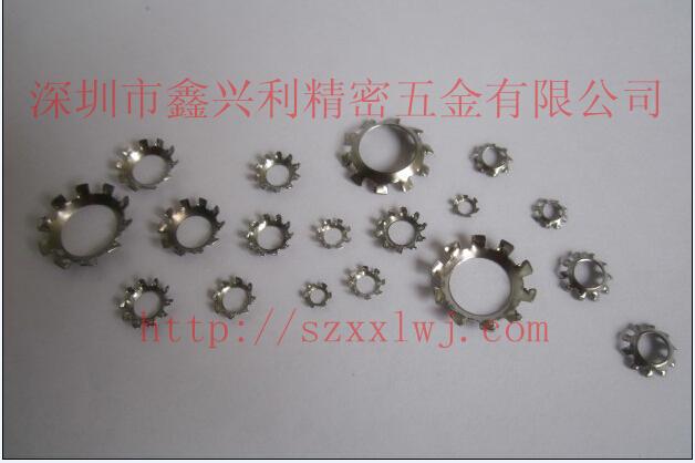 专业生产 锥形外齿锁紧垫圈GB956.1 大量库存