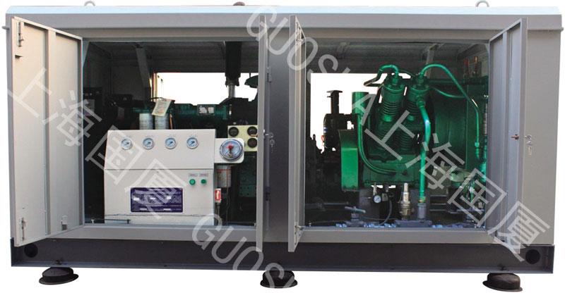 1立方250公斤压力空压机