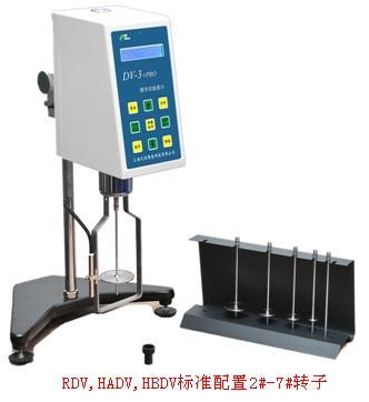 DV-3+Pro数字式粘度计厂家