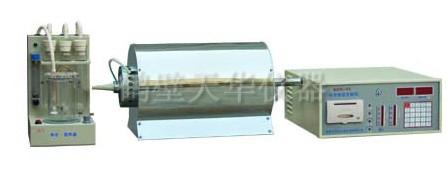 THDL-5000D型快速智能定硫仪/测硫仪
