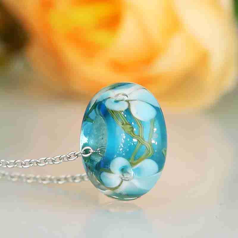 琉璃吊坠珠子供应——闺蜜新款
