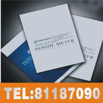 塘厦宣传彩页印刷厂、彩页产品目录设计印刷