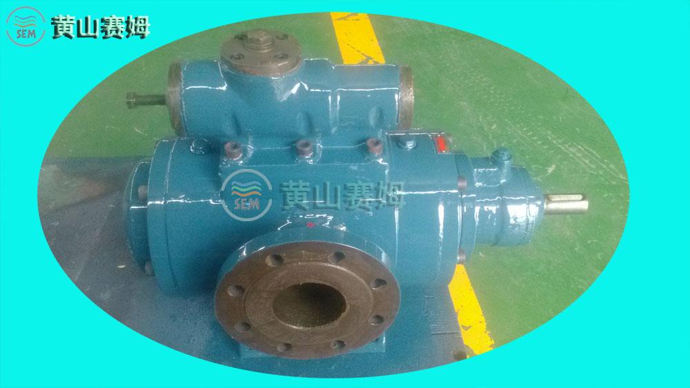 悬挂式轧机冲压用三螺杆泵HSNH80-36