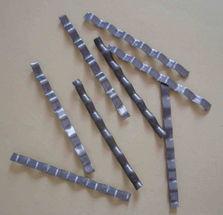 钢纤维的销售价格上的优势