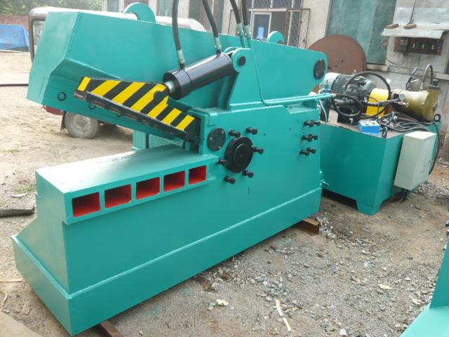 贵州液压金属废品剪切机