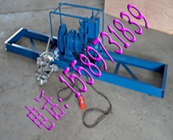 PBJ-4钢丝绳输送带电动剥皮机