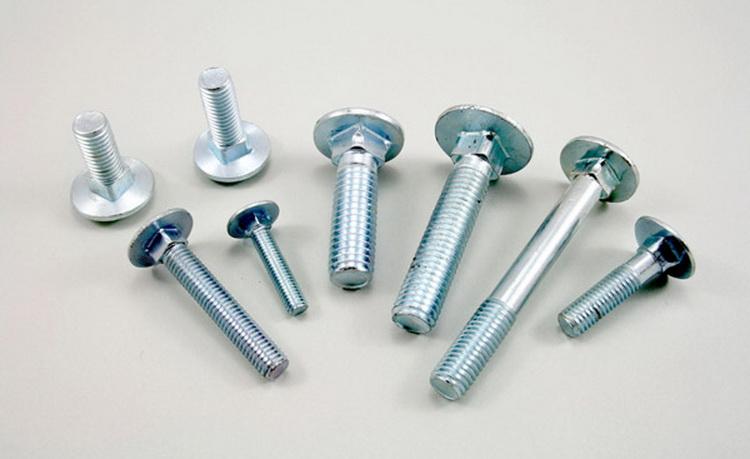 马车栓,马车螺栓,半圆头方颈螺栓