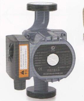 中山永通 XPS25-6-180三档调速高速循环泵