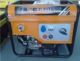 YT350A汽油发电电焊机