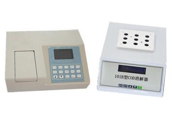 经济型COD快速测定仪 200型COD测定仪