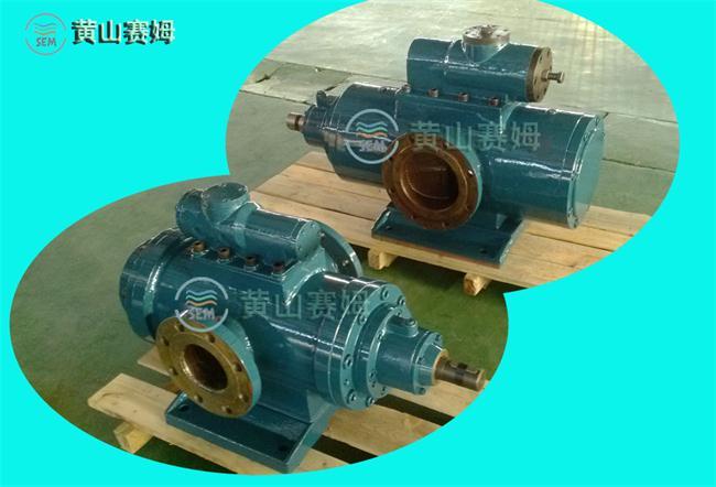HSNH940-46三螺杆泵润滑系统低压润滑油泵