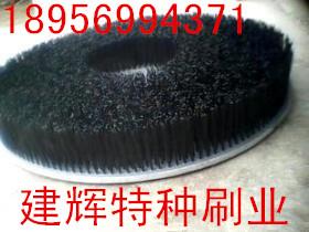 厂家直销圆盘PVC板刷机械毛刷