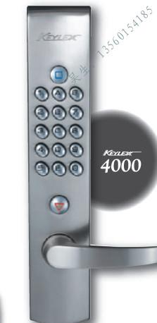 日本KEYLEX机械密码锁