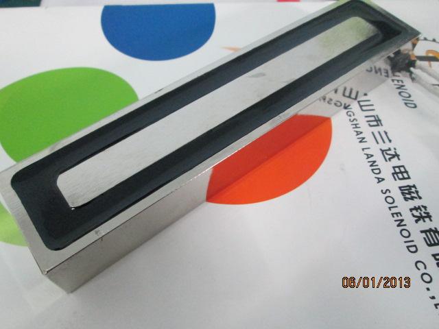 微型强力吸盘电磁铁,中山兰达电磁铁