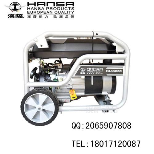 静音小型汽油发电机