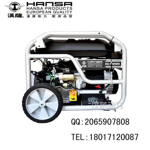 品牌汽油发电机