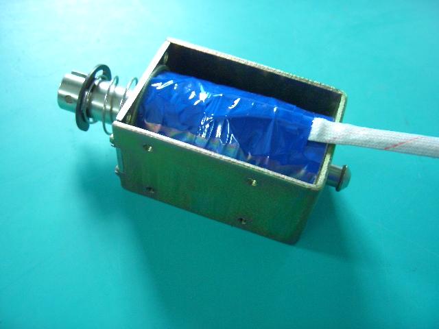 框架式电磁铁,中山兰达推拉式电磁铁SQ1880