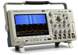 泰克MDO3000 —— 可定制混合域示波器